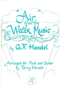 HANDEL: Air from the Water Music