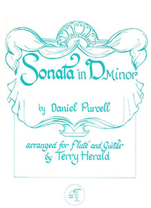 PURCELL D: Sonata in D Minor