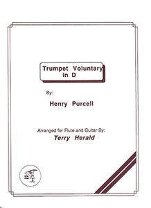 PURCELL H: Trumpet Voluntary in D