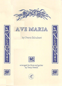 SCHUBERT: Ave Maria