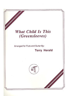 TRADITIONAL: What Child Is This (Greensleeves)