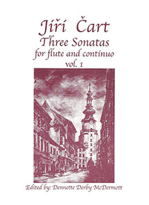 CART: Three Sonatas Vol. One