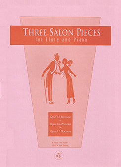DOPPLER: Three Salon Pieces