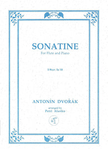 DVORAK: Sonatine in D Major