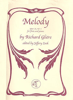 GLIERE: Melody, Op. 35