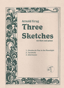 KRUG: Three Sketches