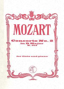MOZART: Concerto No. 2 in D Major