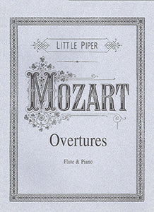 MOZART: Overtures Vol. One