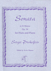 PROKOFIEV: Sonata for Flute and Piano