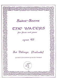 SAINT-SAENS: The Waters
