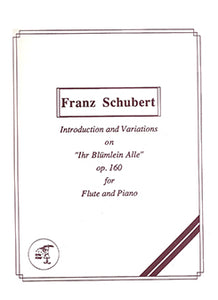 SCHUBERT: Introduction and Variations