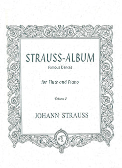STRAUSS: Waltz Album Vol. Two