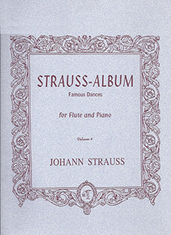 STRAUSS: Waltz Album Vol. Four