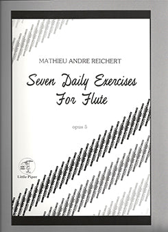 REICHERT: Seven Daily Exercises Opus 5