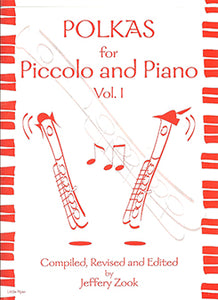 ZOOK: Polkas for Piccolo Vol. 1