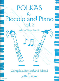 ZOOK: Polkas for Piccolo Vol. 2