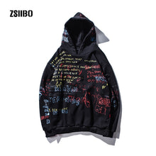 Load image into Gallery viewer, Grafitti Hoodie