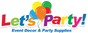 Let's Party! Event Decor & Party Supplies