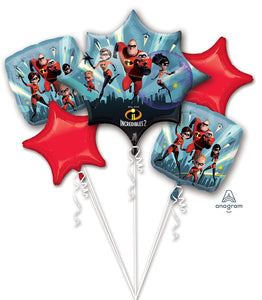 Incredibles 2 Bouquet