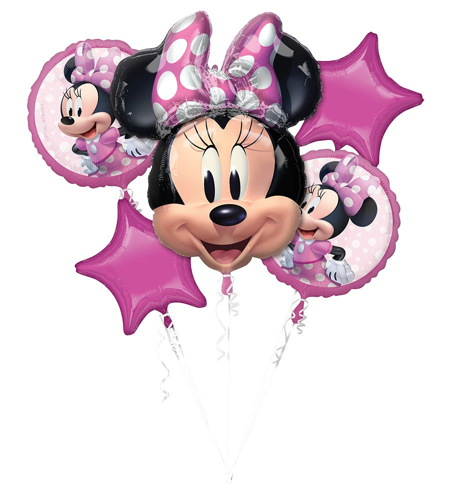 Minnie Mouse Forever Bouquet
