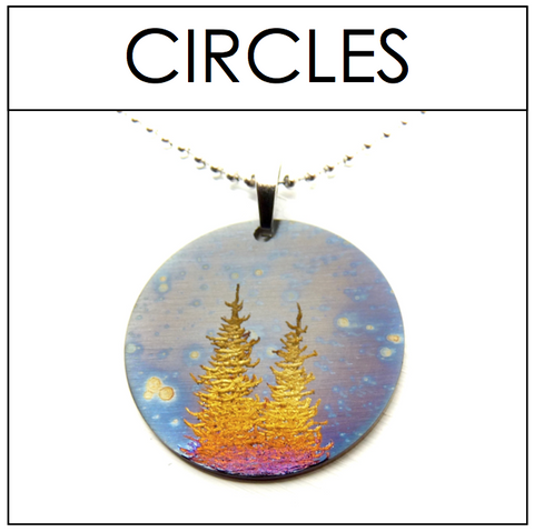 Shop CIRCLE Necklaces