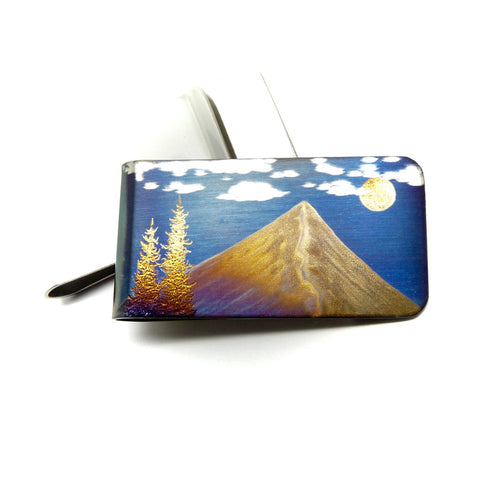 MOUNTAIN DREAMS Money Clip