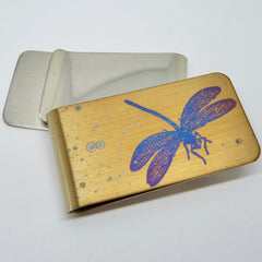 DRAGONFLY Money Clip