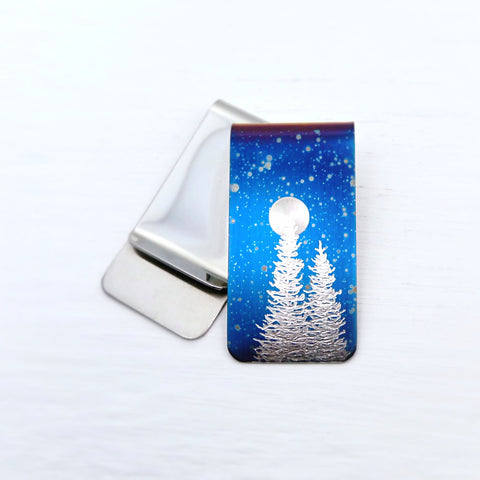 UNDER the STARS Money Clip