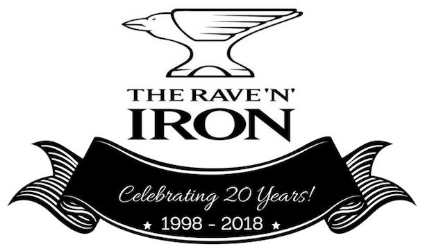 THE RAVE 'N' IRON