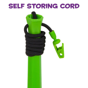 Ground Prey Telescoping Wand with Compressed Catnip Toy