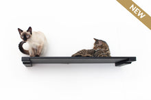 "Load image into Gallery viewer, Catastrophic Creations 34"" Cat Shelf"