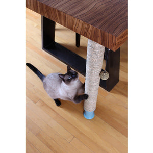 Hauspanther Scratch Pole Deluxe (color: seagrass)