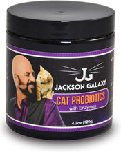 Load image into Gallery viewer, Jackson Galaxy Cat Probiotics with Enzymes