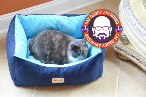 Armarkat Blue Sky Cat Bed (C09HSL/TL)