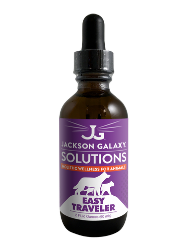 Easy Traveler - Anti Anxiety Cat Travel Solution
