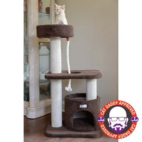 Armarkat Premium Carpeted Cat Tree F3703