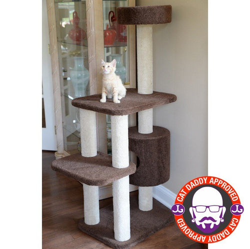 Armarkat Premium Carpeted Cat Tree F5502