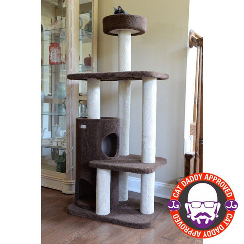 Armarkat Premium Carpeted Cat Tree F5602