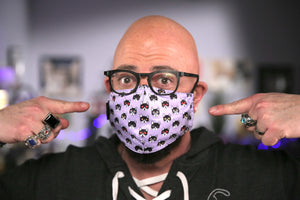 Jackson Galaxy's Deluxe Face Mask Set