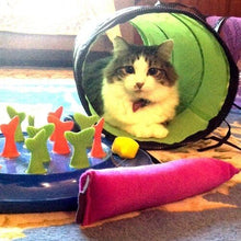 Load image into Gallery viewer, Cat Crawl Cat Tunnel - Solid
