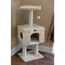 Load image into Gallery viewer, Armarkat Classic 42-inch Cat Tree, Beige (A4201)