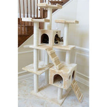 Load image into Gallery viewer, Armarkat Classic 74-inch Faux Fur Cat Tree, Beige