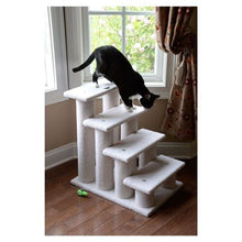 Load image into Gallery viewer, Armarkat Classic Pet Steps, Ivory (B4001)