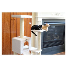 Load image into Gallery viewer, Armarkat Classic 53-Inch Cat Tree, Ivory (B5301)