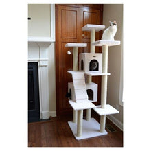 Load image into Gallery viewer, Armarkat Classic 77-Inch Cat Tree Model, Ivory (B7701)