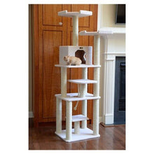 Load image into Gallery viewer, Armarkat Classic 78-Inch Cat Tree Model, Ivory (B7801)