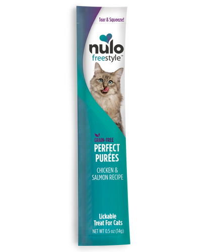 Nulo FreeStyle Perfect Purees GF Chicken & Salmon