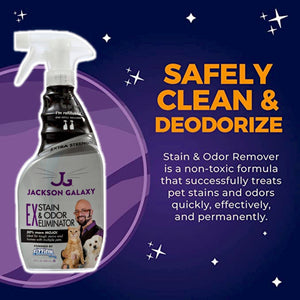 EX Stain & Odor Eliminator (23oz) - Pet Odor Eliminator