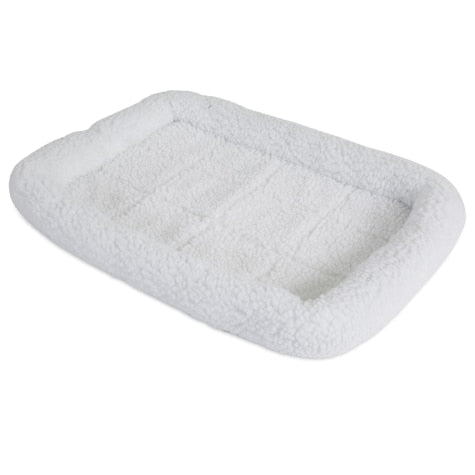 SnooZZy Fleece Bolster Mat- XS