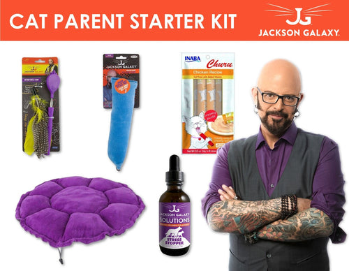 Cat Parent Starter Kit